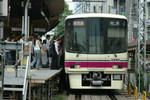 8004F 準特急新宿ゆき
