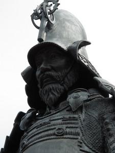 弘前藩初代藩主・津軽為信像