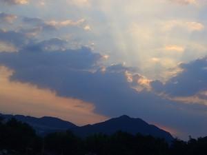 [自然]朝の空
