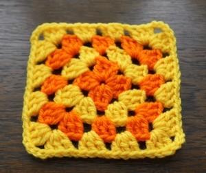 [手芸]モチーフ編み