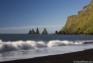 The Beach at Vik by etravelphotos.co