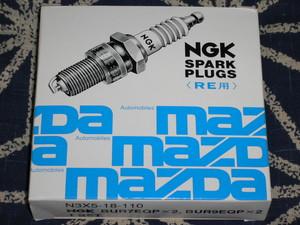 NGK SPARK PLUGS <RE用>