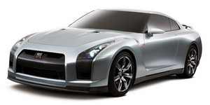 New! NISSAN GT-R