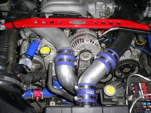 My RX-7(FD3S) エンジンルーム