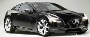 2012 Mazda RX-9 concept
