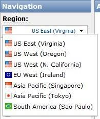 Amazon Web Servicesの南米リージョン