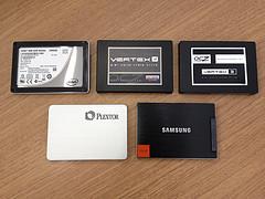 SSD 5機種