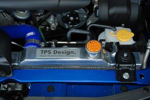 TPS Design アルミラジエータ (WRX STI