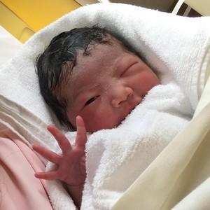 第二子が誕生しました