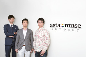 Interview for astamuse