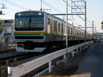 高崎線 E231