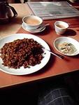 中華街で昼ごはん。おいしい!