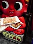 大阪で食べたたこやき!