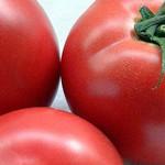 トマトのように見えて……?