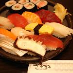 寿司は天下の回りもの