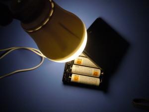 電球型LEDライト