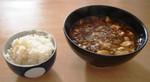 マーボー豆腐&ライス