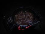 イカのワタ味噌焼き