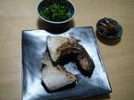 日曜の夕飯:ぶりかま