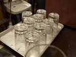 キンパイのグラス