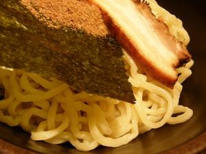 つけ麺の〆