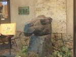 葡萄屋さんの彫像