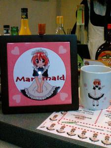 マーメイド特製マグカップ